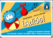 Postal-AzulEscapado
