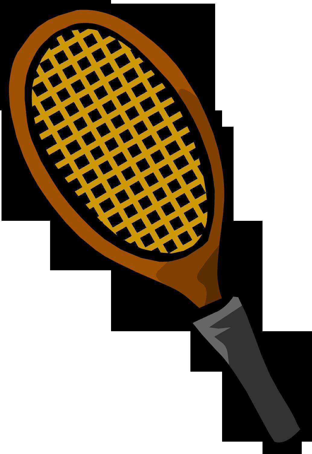tennis racket club penguin wiki fandom powered by wikia rh clubpenguin wikia com Crossed Tennis Rackets Clip Art Female Tennis Clip Art