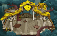 Yellow Puffle Tree House sprite