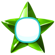 AA rank star