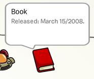 Book Pin in Stampbook