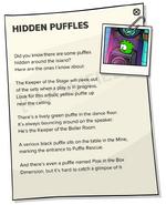 CPT Hidden Puffles