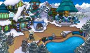 Cabaña de la Mina Una HerMORSA Navidad