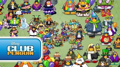 Club Penguin ft