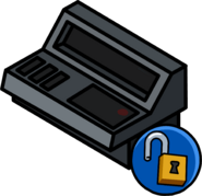Computer Console unlockable icon