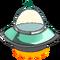 Disfraz de OVNI icono