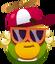 Emoticón de Gafas de Rookie