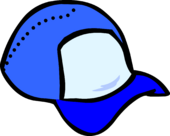 Gorrita Deportiva Azul