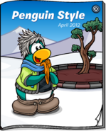 Penguin Style April 2012