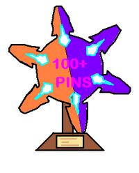 100PINS Award