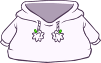 Cangurito de Puffito Blanco icono