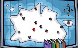 Mapa aereo de la APS