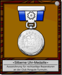 Mission 7 Medal full award de