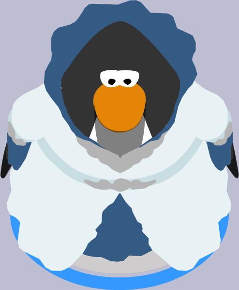 SnowQueenRobeinGame
