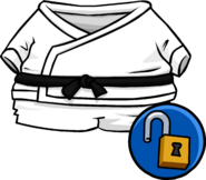 White Gi unlockable icon