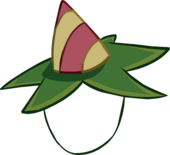 Wooden Party Hat icon