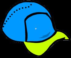 File:Blue Baseball Hat.png
