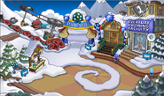 Centro de Esquí Una HerMORSA Navidad