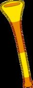 Corneta amarilla