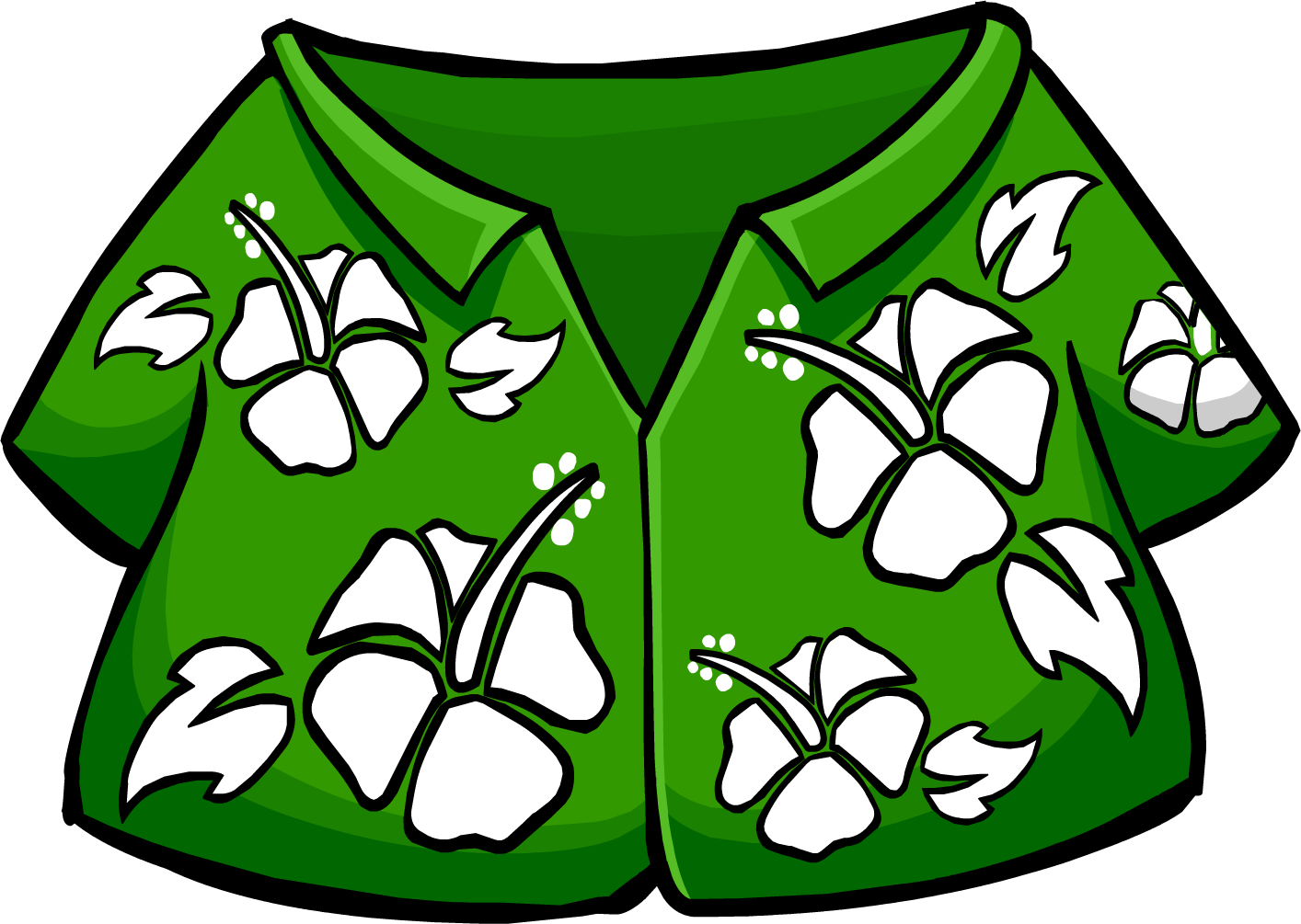 Camisa Hawaiana Club Penguin Wiki Fandom Powered By Wikia # Muebles Hawaianos