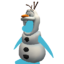 Olaf Costume icon