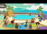 Puffle Hotel Rooftop