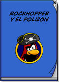 Rockhopper y el Polizón Libro
