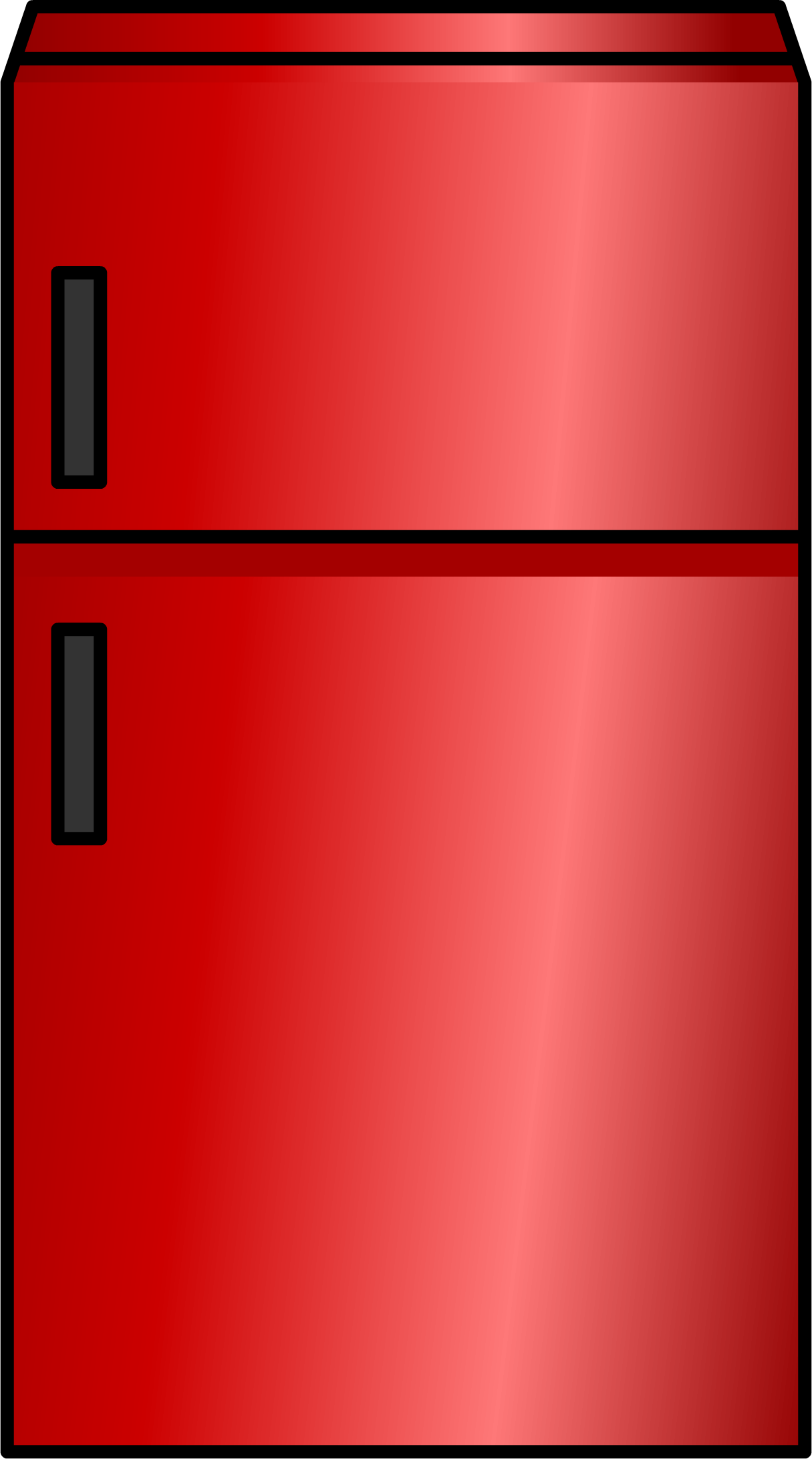 Shiny Red Fridge Club Penguin Wiki