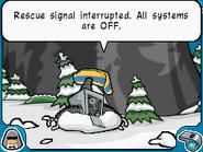 Snow-bot deactivated