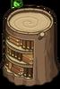 Stump Bookcase sprite 022