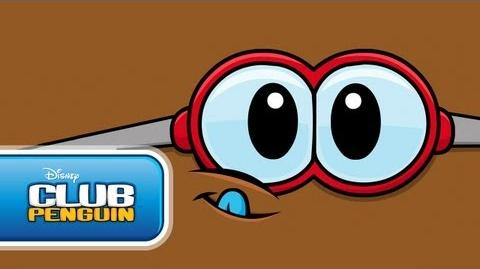 Brown Puffle's Inventive Cartoon Short (Club Penguin)