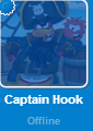 Captain Hook RH
