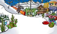 Centro de Esquí Fiesta 2009