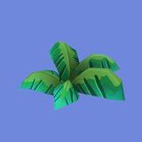 Planta Tropical Icono