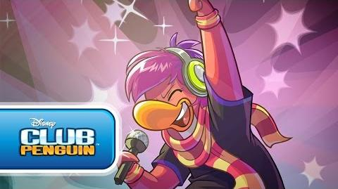 "Coming Soon New Cadence Track ""You've Got This"" - Disney Club Penguin-0"