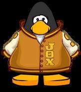JOX Jacket Playercard