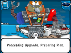 Protobot attacking dock