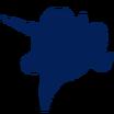 Unicornio Calcomanía Icono