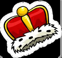 647px-King's Crown Pin