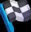 Bandera de Carrera Emoji