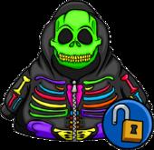Cangurito Esqueleto