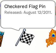 CheckeredFlagPinSB