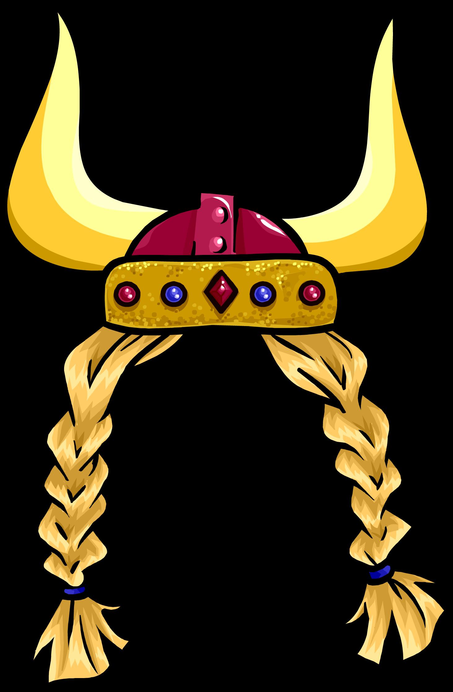 Image - Jewelled Viking Helmet.PNG | Club Penguin Wiki