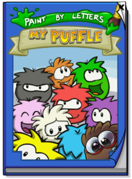 Paint By Letters My Puffle 2013