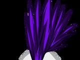 Peinado Punk Violeta