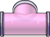 T-joint Puffle Tube sprite 054