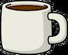 A cup o hot choco