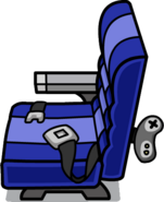 Asiento de Aero CP 9