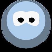 Azul Desconecido Símbolo
