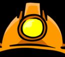 Casco de Minero (objeto para jugadores)